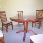 Tables, chairs